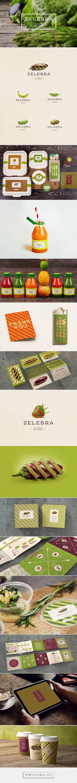 Zelebra Vegan Food & Delivery on Behance - created via https://pinthemall.net