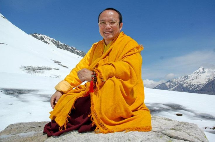 Practice Joyfully ~ Tai Situ Rinpoche http://justdharma.com/s/4igdy  We shouldn't get carried away. We shouldn't get lost when things happen to us. Getting lost in good things is as bad as getting lost in bad things. We should not get lost in anything. We should always be aware and mindful. We should always follow the path no matter whether we are taking baby steps, elephant steps or kangaroo steps. Kangaroo steps are pretty big. Elephants cannot jump because their knees bend backward not…