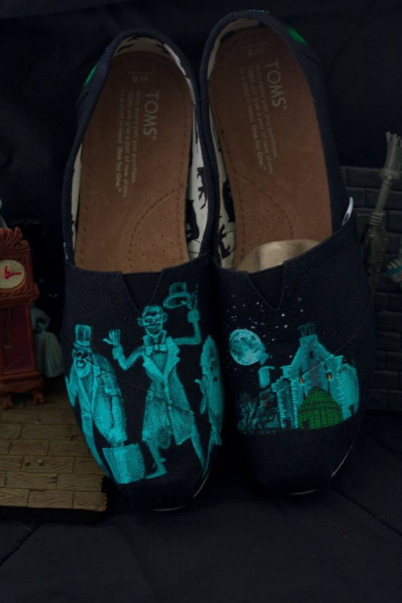 Limited Time Sale Disney Haunted Mansion Hitchhiking Ghosts Disney World Mansion Artwork only.