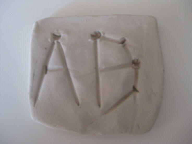 Spijkerschrift (AM. klas 5)