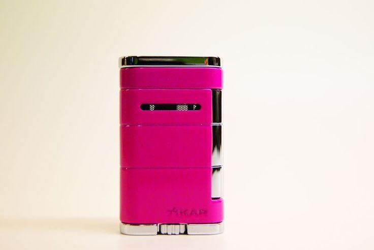 Accendini Jet Flame : Accendino jet flame xikar the Allume fuxia - Tabaccheria Sansone - Pipe Tabacco Sigari - Accessori per fumatori
