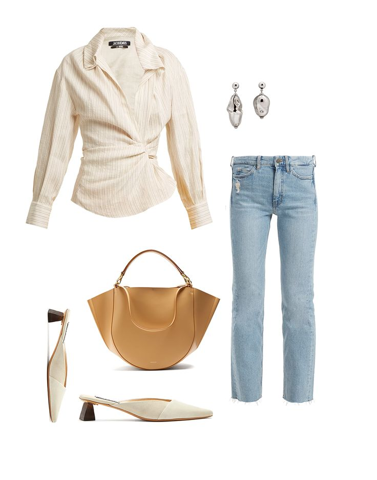 The Everyday Look | MODEDAMOUR #Jacquemus #mihjeans #wandler #lemaire