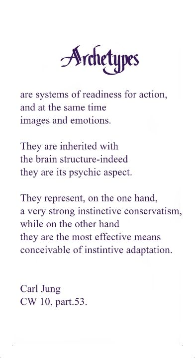 Carl Jung, Archetypes                                                                                                                                                      More