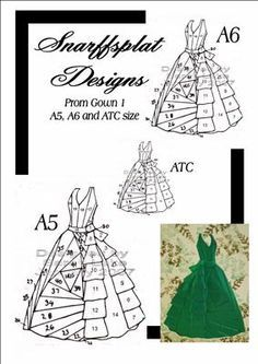 prom gown from CUP