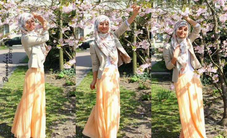 Hijab mode - Hijab is my diamond ~ Hijab et voile mode style ...