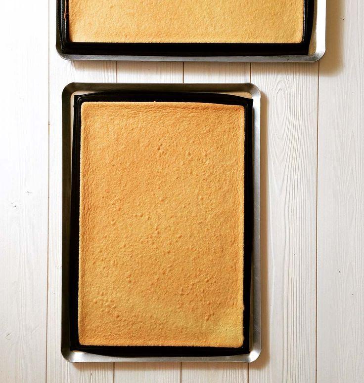 Le biscuit joconde est un des biscuits de base de la pâtisserie française. A base d'oeufs, sucre, farine et amande, il est notamment utilisé pour l'opéra café chocolat.