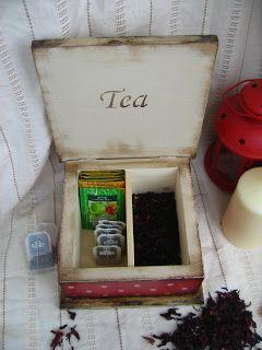 Еще несколько уютных вещей для дома,чайная коробка,и лукошко для пасхальных яиц,обе работы выполнены в красной гамме,на Руси красный цвет сч...