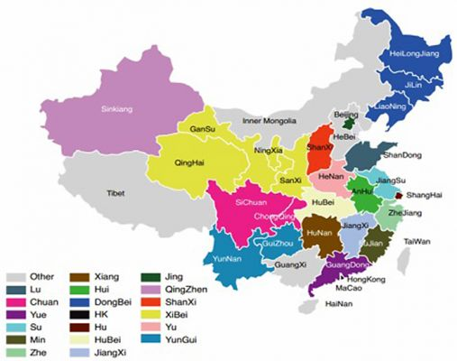 125 best tibet nepal india images on pinterest tibet hiking maps chinas culinary diversity in one map chinese food isnt what you think it is inside one of the worlds most wonderfully diverse cuisines gumiabroncs Gallery