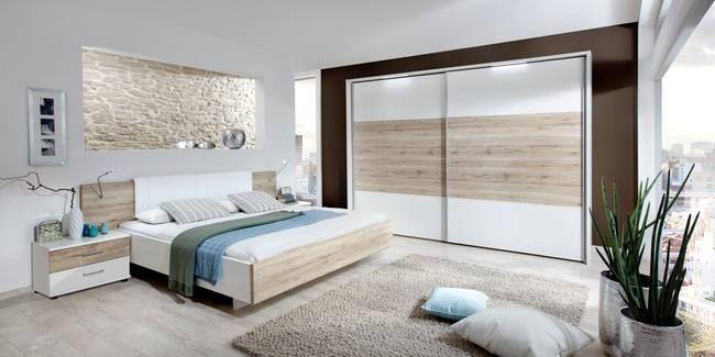 Schlafzimmer Modern Weiss Wohnen Braunes Schlafzimmer Und
