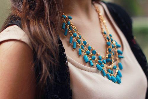 fashion bib Necklaces only $4.99 shop ,click to buy | via Tumblr ✿ ☺