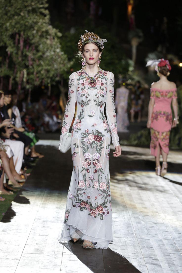 Dolce & Gabbana Alta Moda Portofino 2015