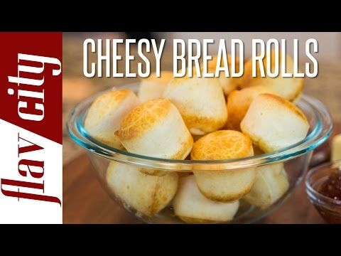 That Brazilian steakhouse bread! How To Make The Best Cheese Bread In A Blender & It's Gluten Free.