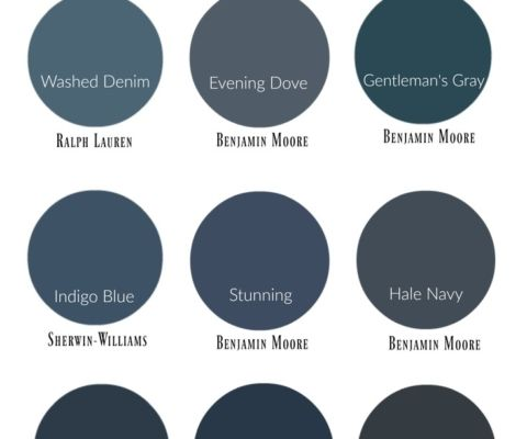 Benjamin Moore Navy Blue Paint Colors Euffslemani