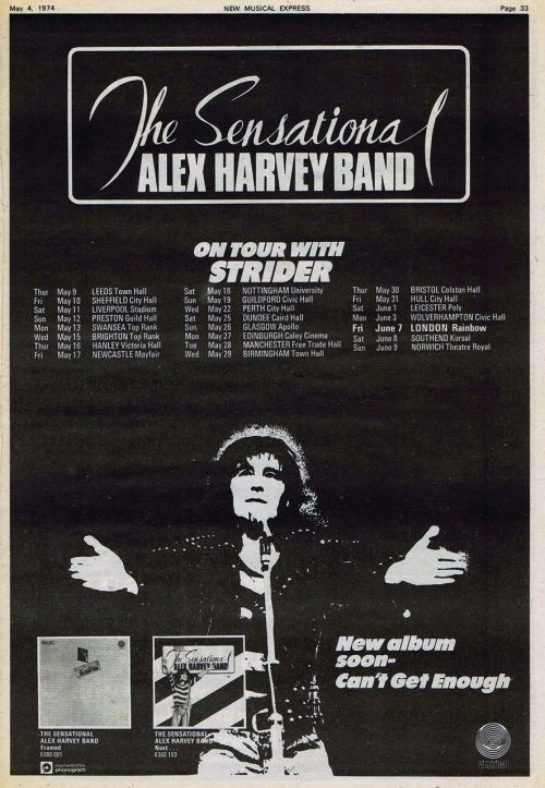 Gambling bar room blues alex harvey