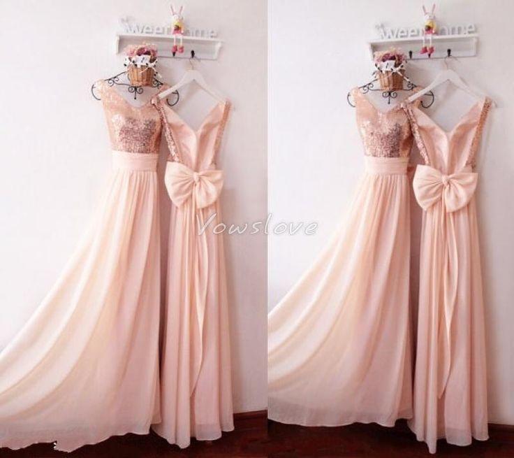 Mejores 238 imágenes de Pretty in Pink - Pink Prom Dresses en ...