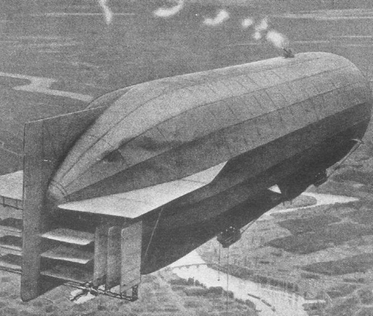 Zeppelin 1915: