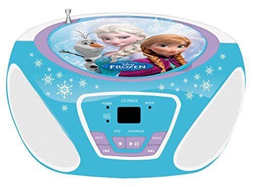 Disney Frozen Radio/Radio-réveil Lecteur CD Reine des Neiges http://www.amazon.fr/dp/B015CUMY0G/ref=cm_sw_r_pi_dp_D5qqwb0EMQKKH
