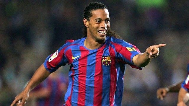 Ronaldinho Ronaldinho Instagram Com Manchester United Legends
