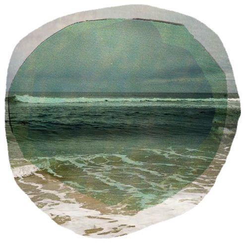 circle ocean