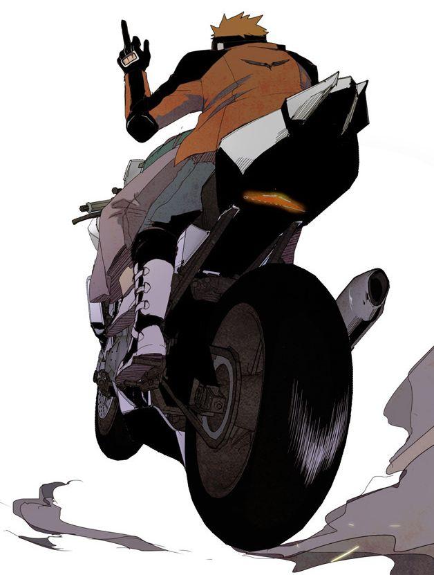 haha what a cool guy! #lessa #webtoon #line #webtoons #illustration #art  m.webtoons.com