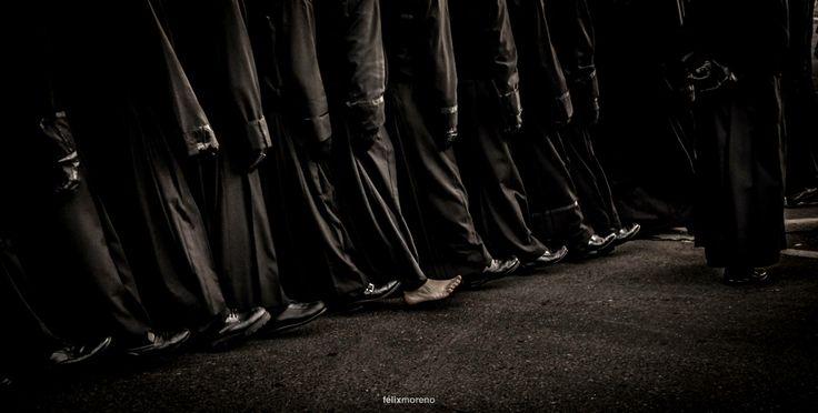 Penitencia. by © Félix Moreno Palomero #171 of #365Photos #Reto #ByN