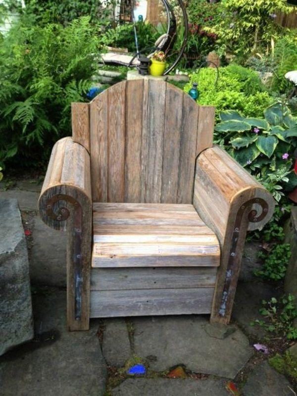 17 Best Ideas About Wooden Garden Furniture Sets On