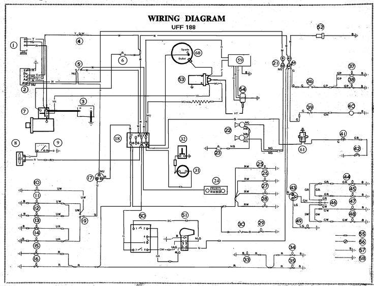 62 mga wiring diagram