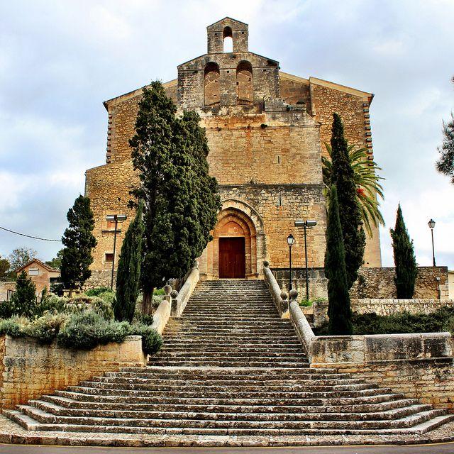 Sant Llorenç Church, Selva