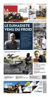 LaPresse.ca | Actualités, Arts, International, Débats, Sports, Vivre, Voyage