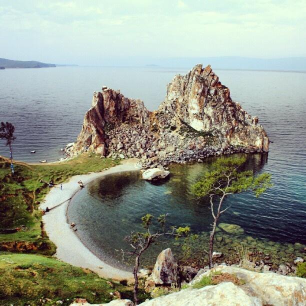 #baikal #olchon_island #russia