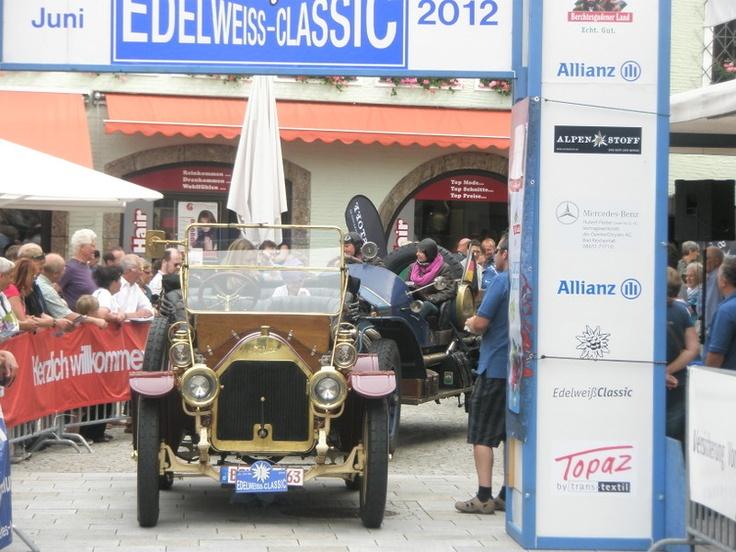 EWC 2012 - Start, Oakland Pontiac von 1907