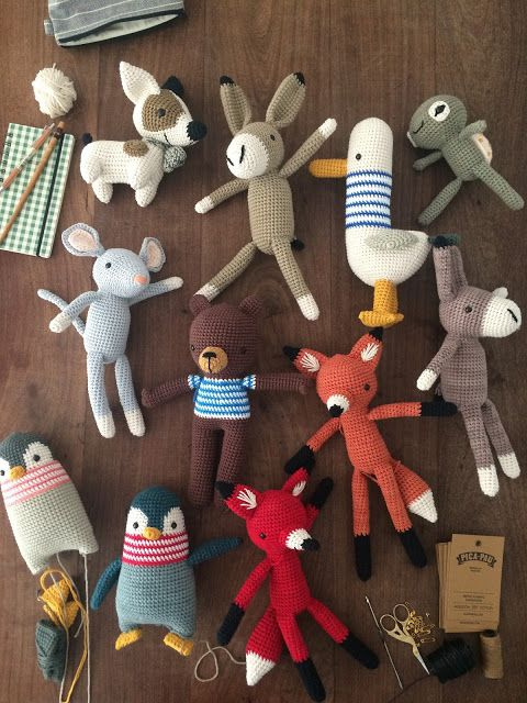 Mongoreto Entrevista A Pica Pau Crochet Crochet Crochet Toys