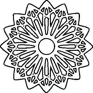 cherokee mandala coloring pages - photo#27