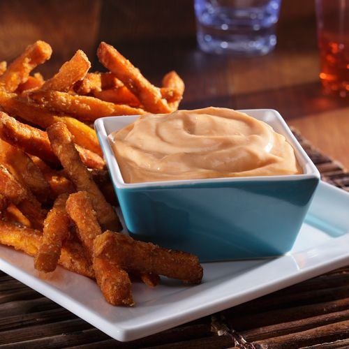 No fry bar is complete without a Spicy Asian Dipping Sauce # ...