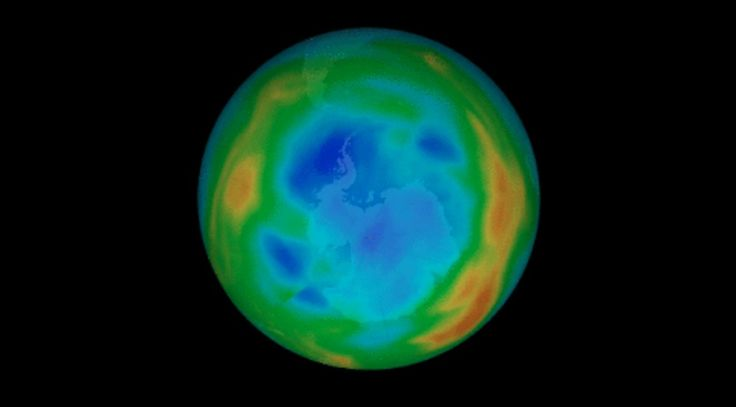 We finally have evidence that the world's efforts to protect the ozone layer are actually working. 1.5.17.
