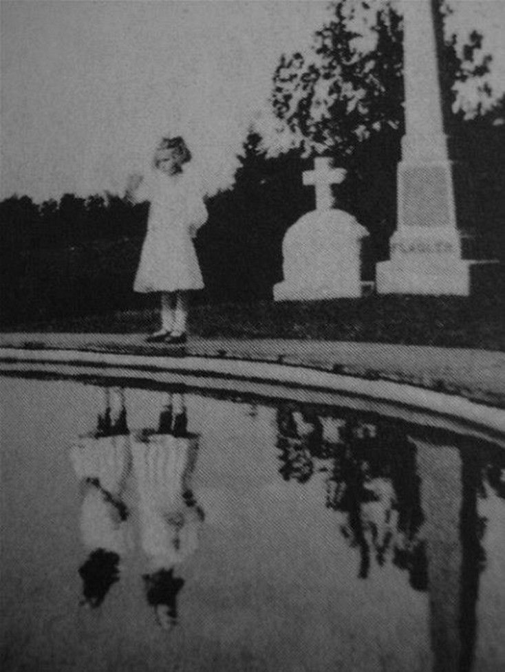 fantasmas extraños