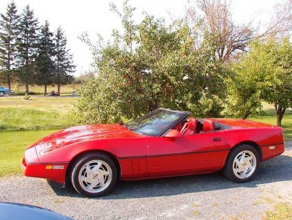 c4 corvette | Corvette History C4-C5 - CorvetteValley.com