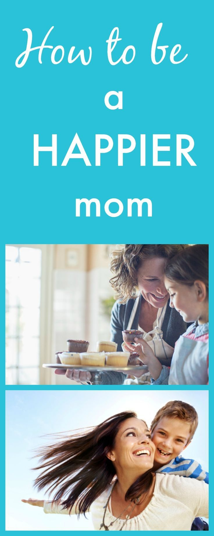 There's plenty written about how to be a less-stressed mom or a more organized mom...but how about being a HAPPIER mom? |parenting|motherhood|work at home mome|part time work|working mom|full time work|career mom|mom blogs|mom bloggers|parenting blogs|par