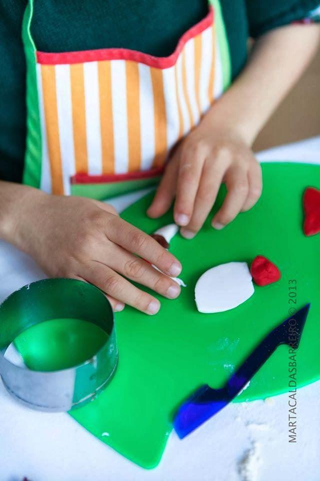 Christmas cookies workshop: a partnership between Era uma vez, Vitamimos, Sonhos em Caixinhas e Marta Barreiro.