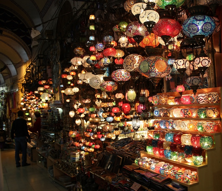 Turkish Bazaar <3