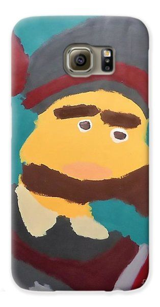 Galaxy S6 Case featuring the painting The Emperor Charles V 2014 - After Peter Paul Rubens by Patrick Francis