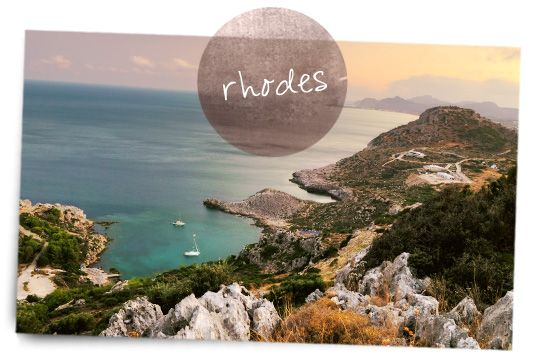 Romantic Getaway in Rhodes, Greece