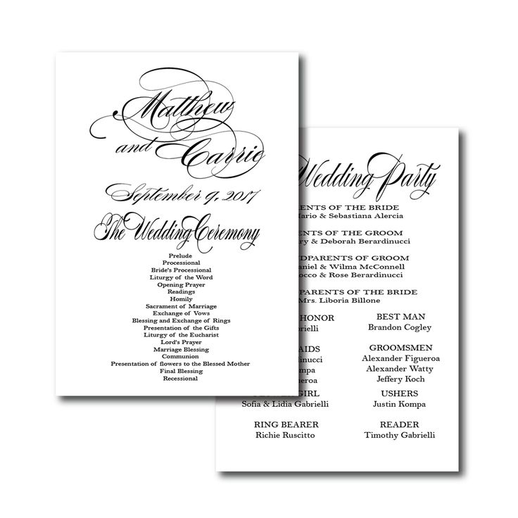 Awesome The 25+ Best Ceremony Programs Ideas On Pinterest Wedding   Burial Ceremony  Program  Burial Ceremony Program