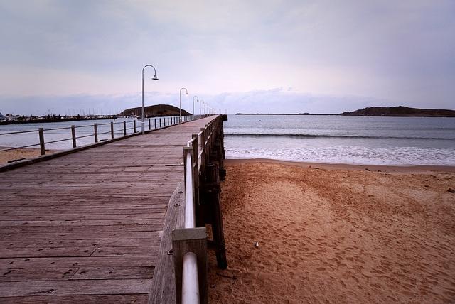 Coffs Harbour Jetty (5) by emilyEfreeman, via Flickr