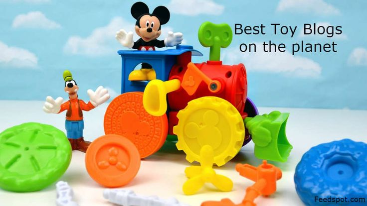 Top 100 Toy Websites and Blogs for Kids, Parents & Toy Industry Pros