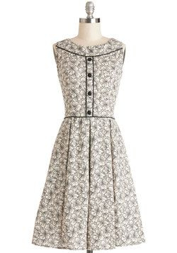 Among Fronds Dress, #ModCloth seriously. this is my new favorite website.