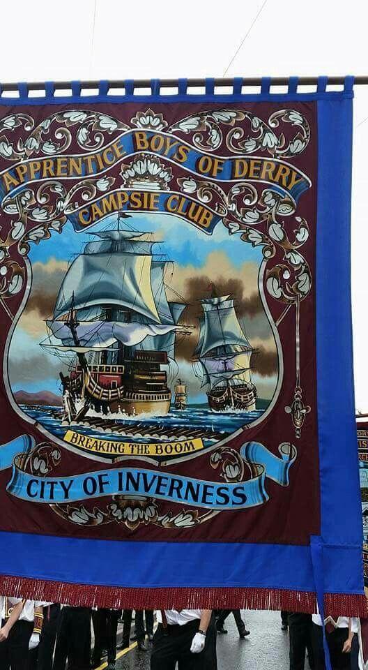Apprentice Boys Of Derry Campsie Club City of Inverness
