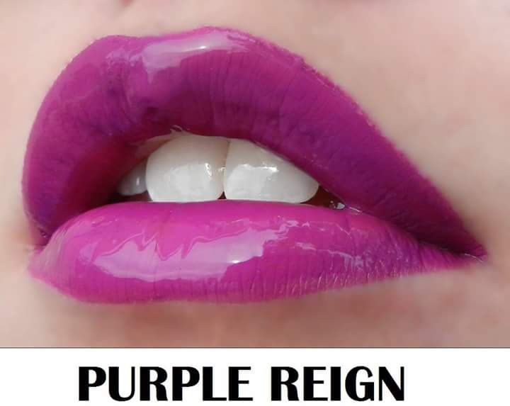 PURPLE REIGN Lipsense. Looking for the best liquid lipstick on the market? Look no further! LipSense is long lasting (up to 18 hours with 1 application), waterproof, smudge-proof and kiss-proof! It is the best liquid lip color you will find....guaranteed!