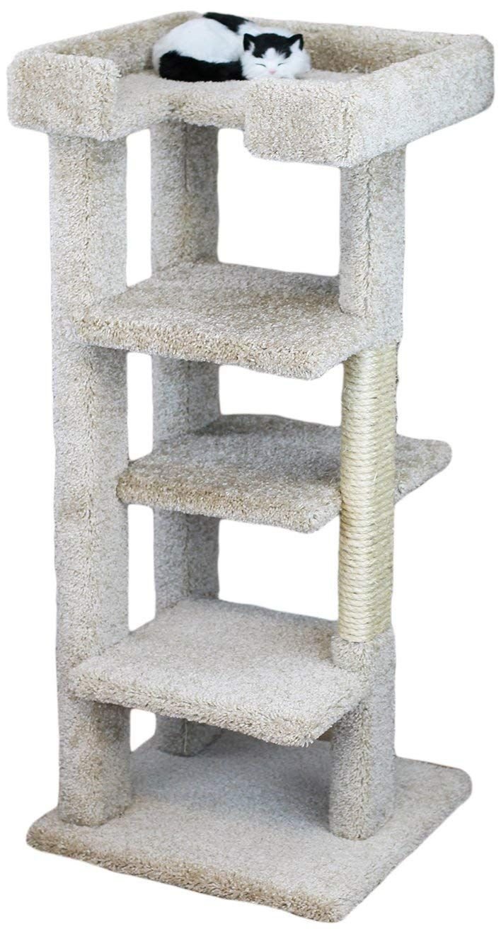Coolest Cat Climbing Tree For Large Cats You Decide Cool Cat Tree Plans Cat Tree Plans Large Cat Tree Cool Cat Trees