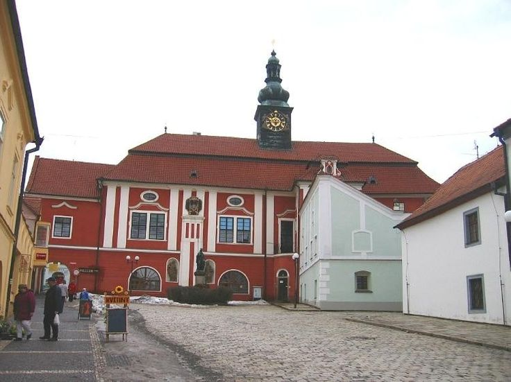 Fotogalerie Pelhřimov Zamek